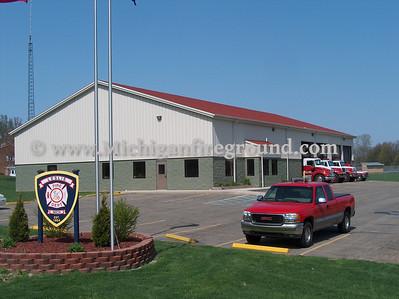 Leslie Fire Station