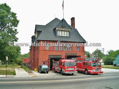 Detroit, MI Engine House 18
