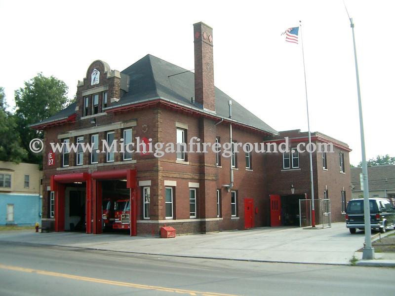 Detroit, MI Engine House 27