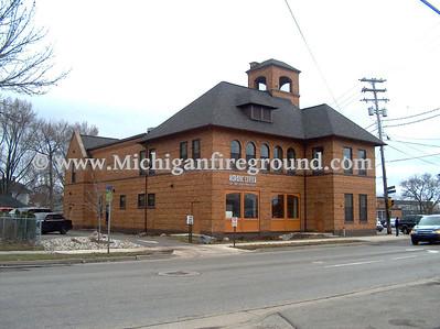 Grand Rapids, MI Hall Station