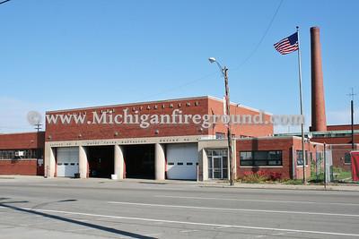 Detroit, MI Engine House 6