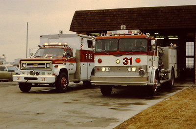 Rescue and Engine 31