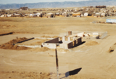 Station 31 Under Construction