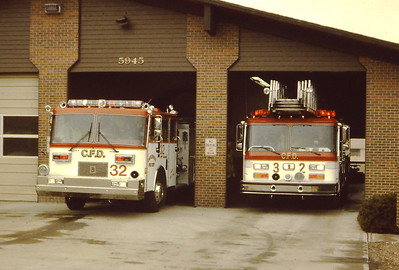 Engine 32 and Truck 32
