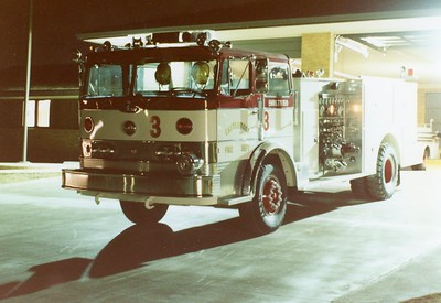 Engine 3 at Night