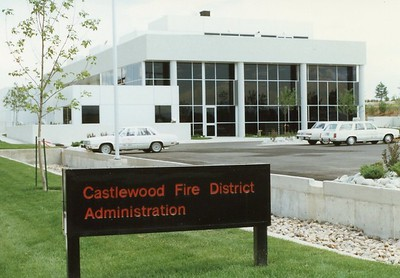 Castlewood Fire Administration