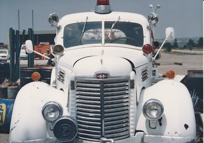 First Centennial Airport Fire Engine