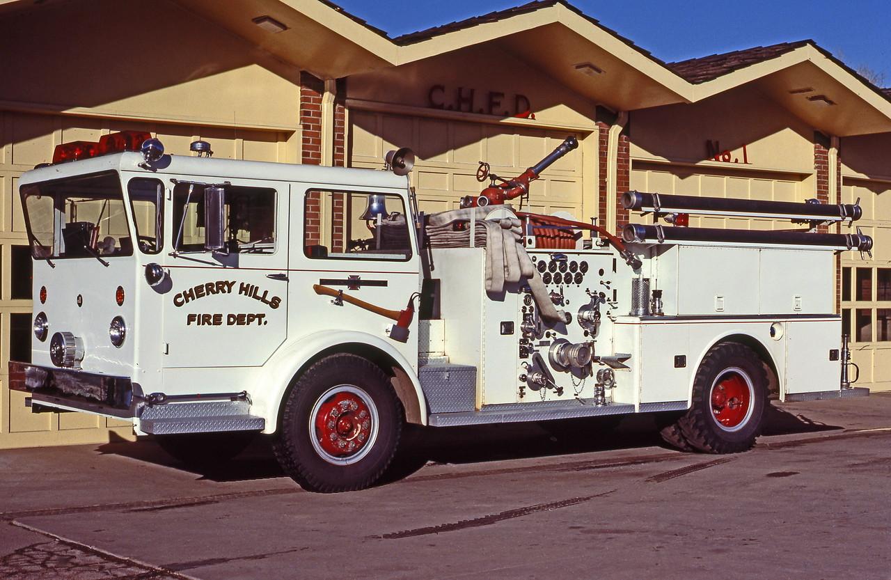 Cherry Hills Pumper
