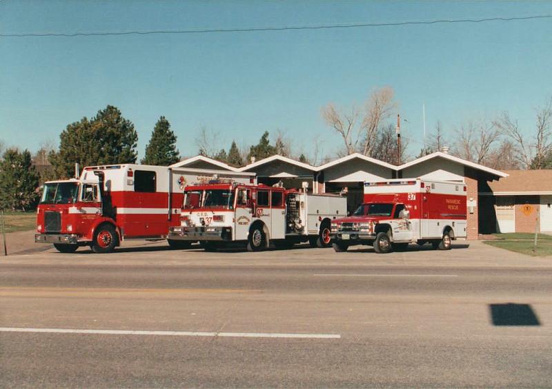 HAMER, Engine and Rescue 37