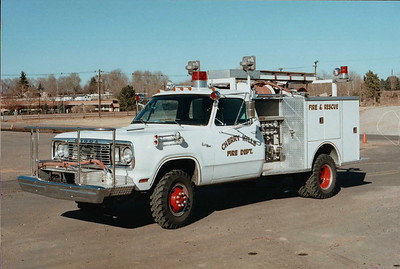 Cherry Hills Mini Pumper