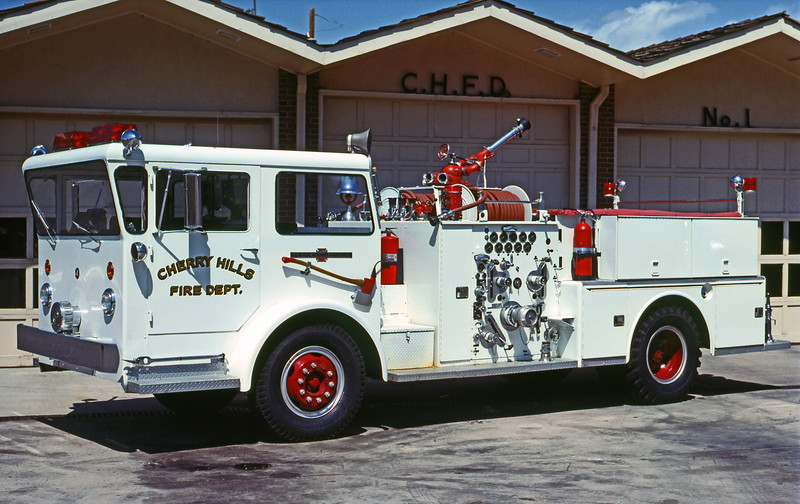 Cherry Hills Pumper