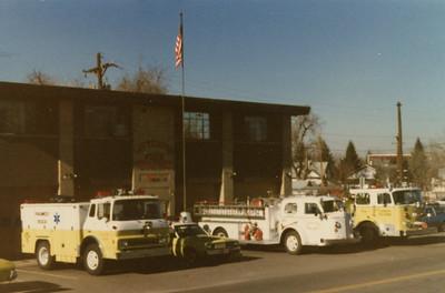 Rio Grande Street Firehouse 1