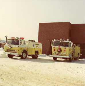 Rescue Squad and Engine 1
