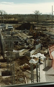 Station 11 Under Construction