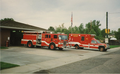 Engine and Rescue 13