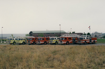 Littleton Fire Rescue Fleet
