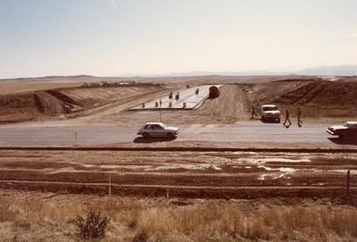 Universtiy and Highlands Ranch Parkway - October 1987