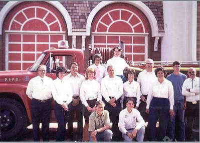 Parker Fire Volunteers