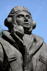 BRAFWWIIT 00003 Another statuary tribute in southern England to courageous WWII British RAF aircrew, by Peter J Mancus