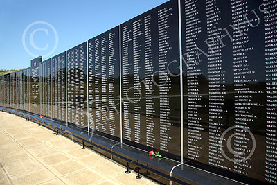 BRAFWWIIT 00007 This tribute in southern England to brave British RAF WWII Battle of Britain aircrew contains nearly 3,000 names, by Peter J Mancus