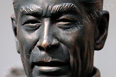 STY - Chou En-lai 00007 A tight crop on Chou En-lai's eyes, one of historty's biggest butchers, aka, murders under color of law, of human beings, by Peter J Mancus