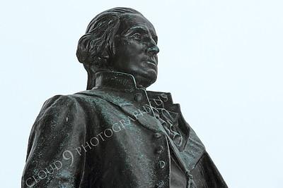 STY - GWASHINGTON 00008 An excellent artistic representation of the first US president, George Washington, by Peter J Mancus