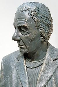 STY - Golda Meir 00007 A fine statuary impression of Israel's Golda Meir, by Peter J Mancus