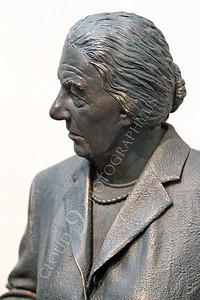 STY - Golda Meir 00006 A portrait of a standing Golda Meir, by Peter J Mancus