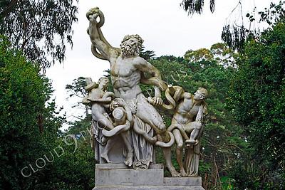 Grecian Statuary 00001 by Peter J Mancus