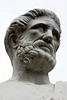 "Hippocrates Statuary Pictures [460?-377?]: Greek Physician Regarded as ""the Father of Medicine"" : Album Description: 