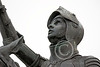Joan of Arc Statuary Pictures [1412-1431]: French Peasant Who Became a National Heroine and Saint Who the English Burned at the Stake as a Heretic : Album Description: 