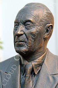 STY - Konrad Adenauer 00001 A fine statuary impression of Germany's Konrad Adenauer, by Peter J Mancus