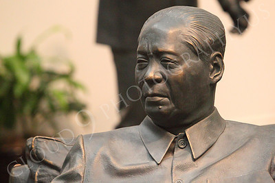 STY - Mao Tse-tung 00005 A seated brutal dictator and mass murderer, communist China's Mao Tse-tung, by Peter J Mancus