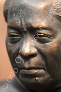 STY - Mao Tse-tung 00007 Mao Tse-tung, portrait of a dictator with his wart, by Peter J Mancus