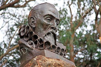 Sty - Cervantes 00006 Miguel de Cervantes Saavedra, Spanish author, by Peter J Mancus