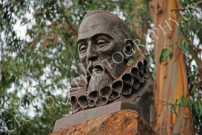Sty - Cervantes 00004 Miguel de Cervantes Saavedra, Spanish author, by Peter J Mancus