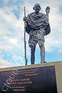 Mohandas K Gandhi 00009 by Peter J Mancus