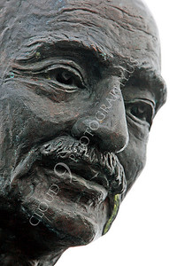 Mohandas K Gandhi 00027 by Peter J Mancus