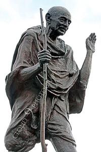 Mohandas K Gandhi 00003 by Peter J Mancus