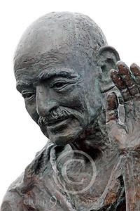 Mohandas K Gandhi 00035 by Peter J Mancus