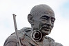 Mohandas Gandhi Statuary Pictures [1869-1948]: Assassinated Indian Lawyer Champion of Non-Violence and India's Independence : Album Description: 