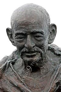 Mohandas K Gandhi 00005 by Peter J Mancus