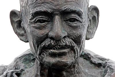 Mohandas K Gandhi 00034 by Peter J Mancus