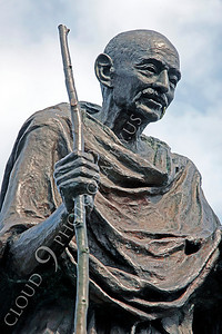 Mohandas K Gandhi 00011 by Peter J Mancus