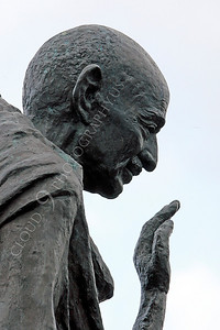Mohandas K Gandhi 00007 by Peter J Mancus