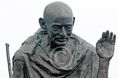 Mohandas K Gandhi 00008 by Peter J Mancus