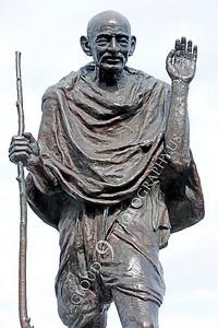 Mohandas K Gandhi 00029 by Peter J Mancus