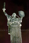 STY-Motherland 0001 A massive 560 tons stainless steel statue,