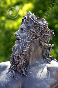 STY - NEPTUNE 00005 A side profile of Neptune's face, by Peter J Mancus