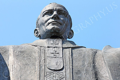 STY - POPEJP 00004 An excellent artistic representation of the beloved Roman Catholic Pope John Paul, by Peter J Mancus